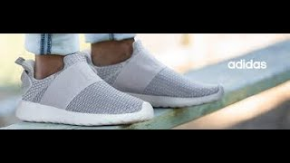 Unboxing Review sneakers Adidas Lite Racer Adapt B44766