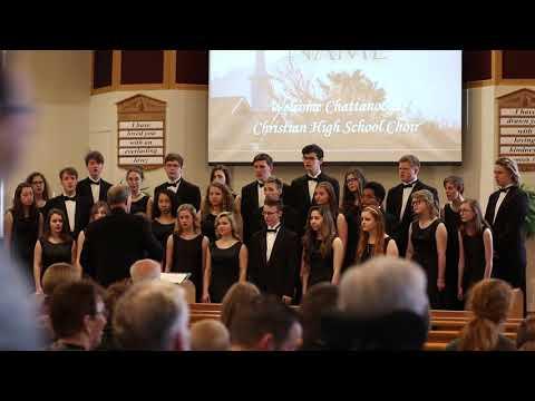 Chattanooga Christian School Choir 15