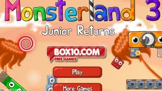 Monsterland 2 Junior Revenge - Game Show