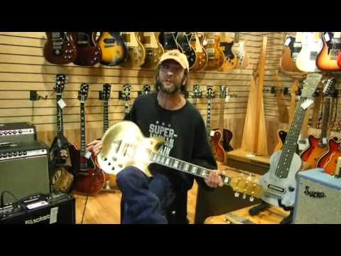 Ibanez 2622 solid brass electric guitar