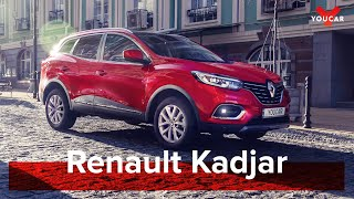 Renault Kadjar 1,2 TCe 7-EDC 2019: АнтиСкептик.  Тест-Драйв и Обзор.