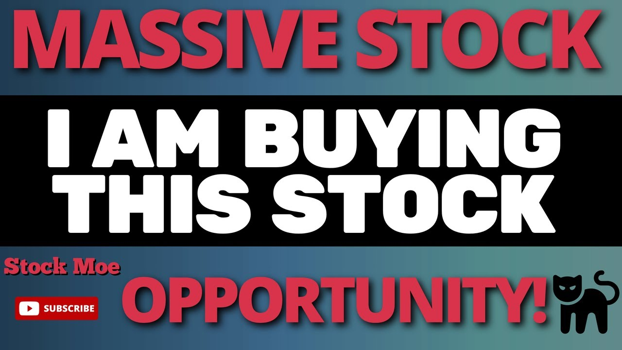 I AM BUYING THIS STOCK MONDAY And GAMESTOP STOCK PRICE With AMC STOCK PRICE UPDATE