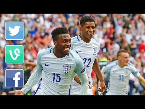 England 2-1 Wales | Sturridge Slays The Dragons! | Internet Reacts