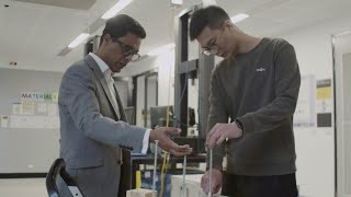Experience a PhD with Xin Li and supervisor Mahmud Ashraf