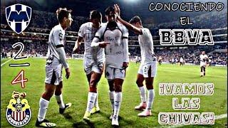 Monterrey vs Chivas 2-4 Resumen Goles Liga MX 2018