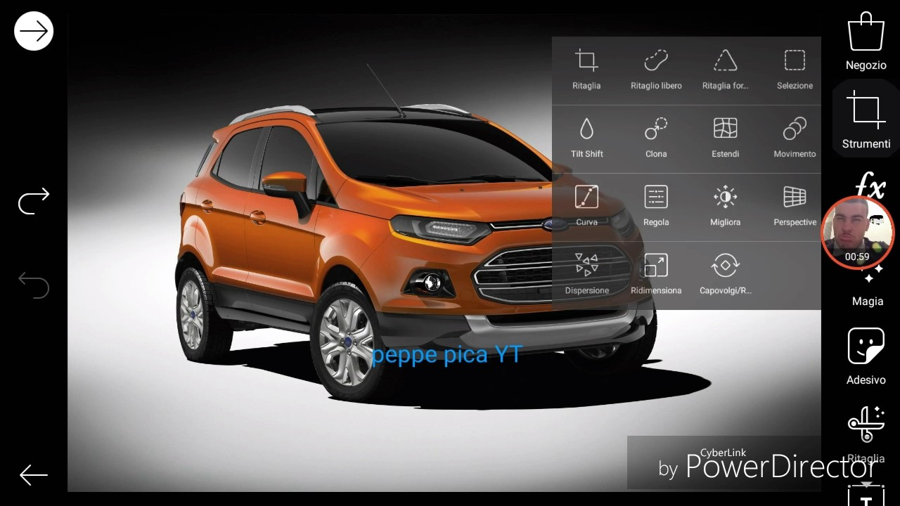 virtual tuning 26 ford ecosport youtube. Black Bedroom Furniture Sets. Home Design Ideas