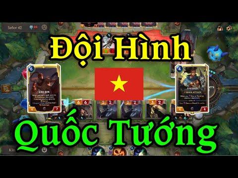 Combo Yasuo x Lee Sin Đội Hình Quốc Tướng Việt Nam | HUYỀN THOẠI RUNETERRA