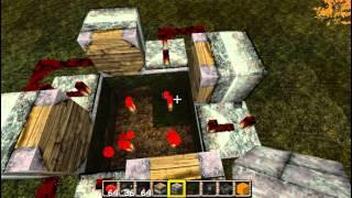 как сделать мультипозиционную кнопку Механизмы Minecraft