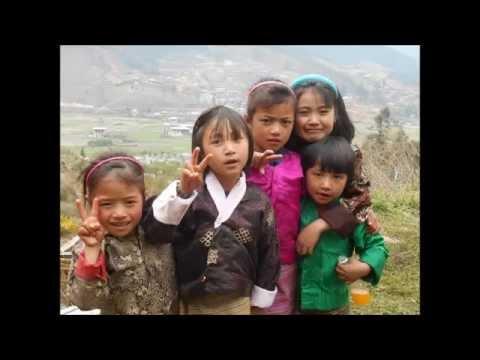 Kids from Bhutan-Ngay Sempa