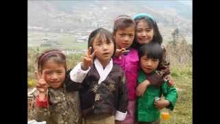 Kids from Bhutan-Ngay Sempa