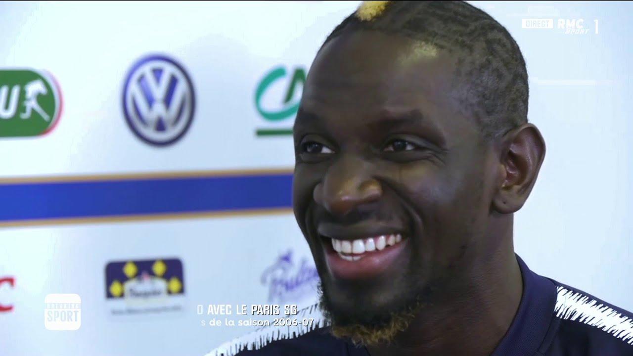 Mamadou Sakho se confie sur son retour en équipe de France