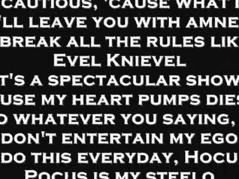 BoB  Magic Lyrics