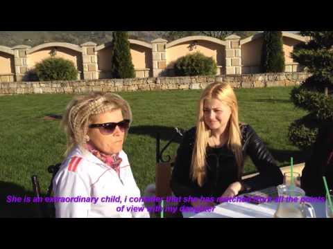 WORDCROSSING COMENIUS PROJECT - INTERVIEW SILVIA & DANUTA