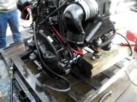Mercruiser 43 Liter GM Engine Starter Motor Problems