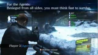 Resident Evil 6: Siege gameplay video