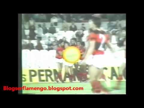 Flamengo 2 x 0 Cobreloa - Final da Libertadores 1981