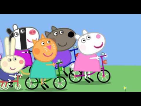 Свинка Пеппа українською сезон 2 серія 29 Крихітні створіння