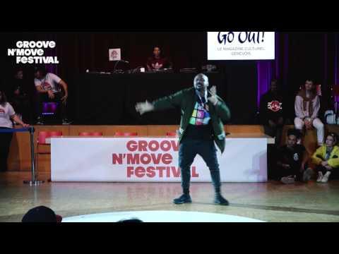 GROOVE'N'MOVE BATTLE 2017 - Mako Judge Demo