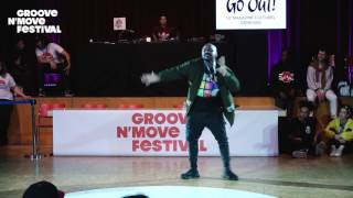 GROOVE'N'MOVE BATTLE 2017 - Mako Judge Demo