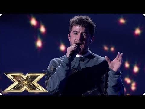 Anthony Russell Sings I Want to Know What Love Is | Live Shows Week 2 | The X Factor UK 2018