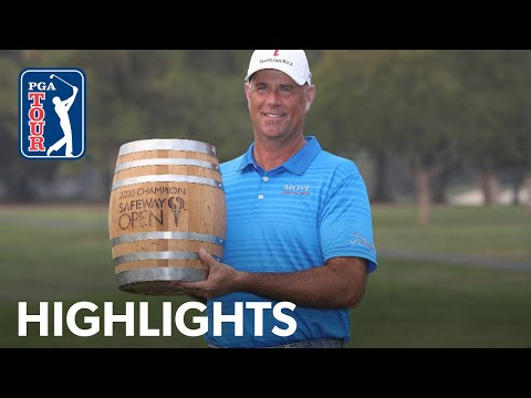 Highlights | Round 4 | Safeway Open 2020