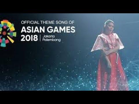 Via Vallen & Jannine Weigel - Meraih Bintang (Reach For The Stars) [Indonesian - English - Thai]
