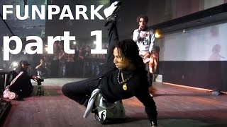 Les Twins x Majid @ FUNPARK Hannover part 1