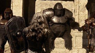 Гродд использует Цыганку для перемещения в Централ Сити   Флэш (3 сезон 13 серия)