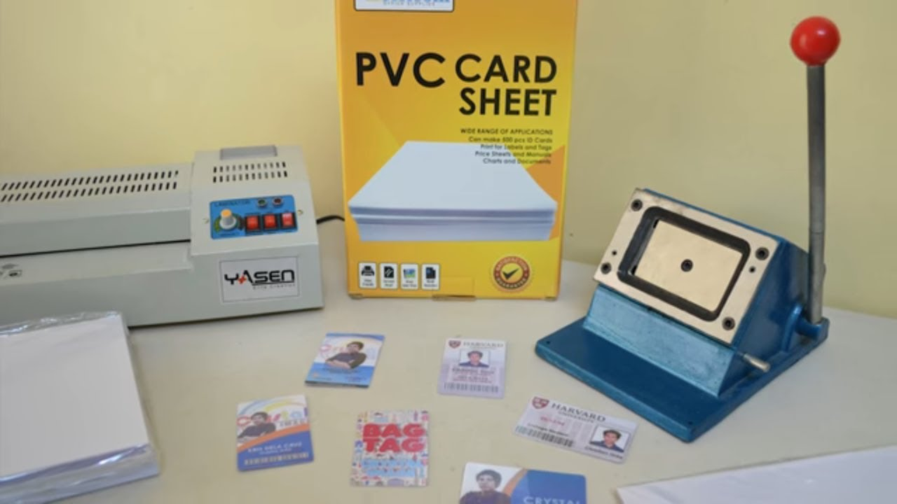 pvc id printing tutorial by crystal image philippines