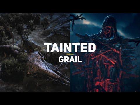 Ещё одна классная польская RPG. Tainted Grail. Первый взгляд