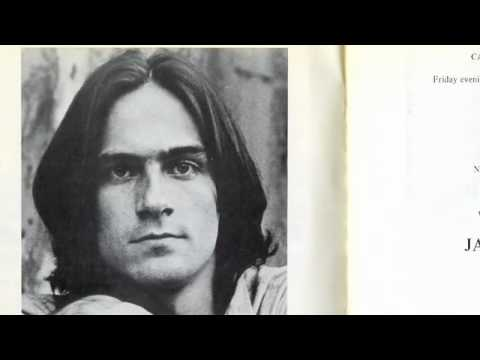 "James Taylor ""That Singular Place"" - Carnegie Hall, 1 of 9"