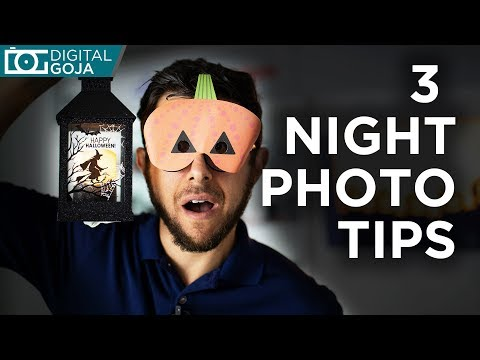 Night photography | Low Light Photography Tips