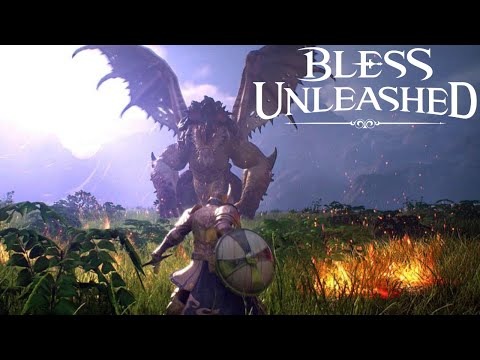 Bless Unleashed   Open Beta Gameplay   Part #1 (Xbox One)