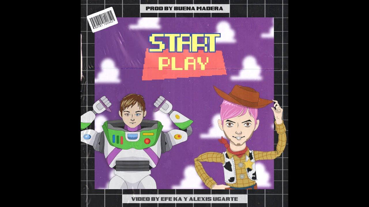 Refran x Enez - Start Play (prod. Buena Madera)