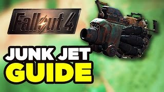 Fallout 4 s Junk Jet - Everything You Need to Know