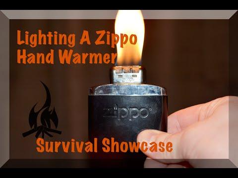 Zippo Hand Warmer Mod More Heat