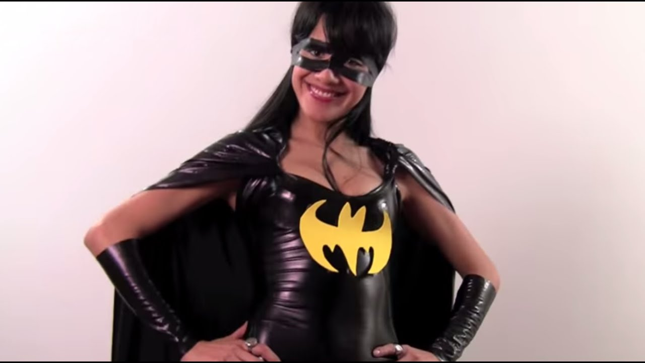 How to Make a Batgirl Costume - YouTube