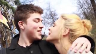 Первый поцелуй - Смотрим и учимся целоваться -урок  3