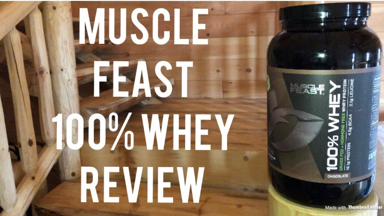 lion whey protein opiniones