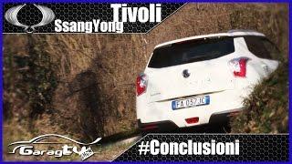 Ssangyong Tivoli 1.6 | Test drive Sensazioni di guida | 2016 | GarageTV