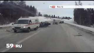 ДТП в Перми: Тагил не вырулил - 2