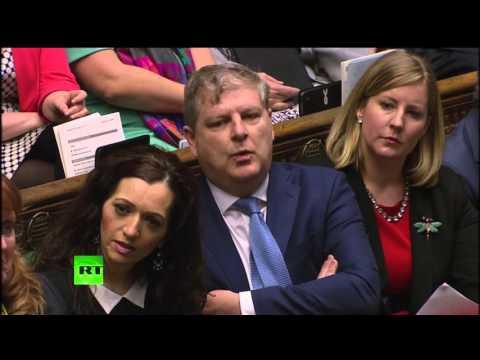 'UK's Helping Saudis In Yemen Without Vote'
