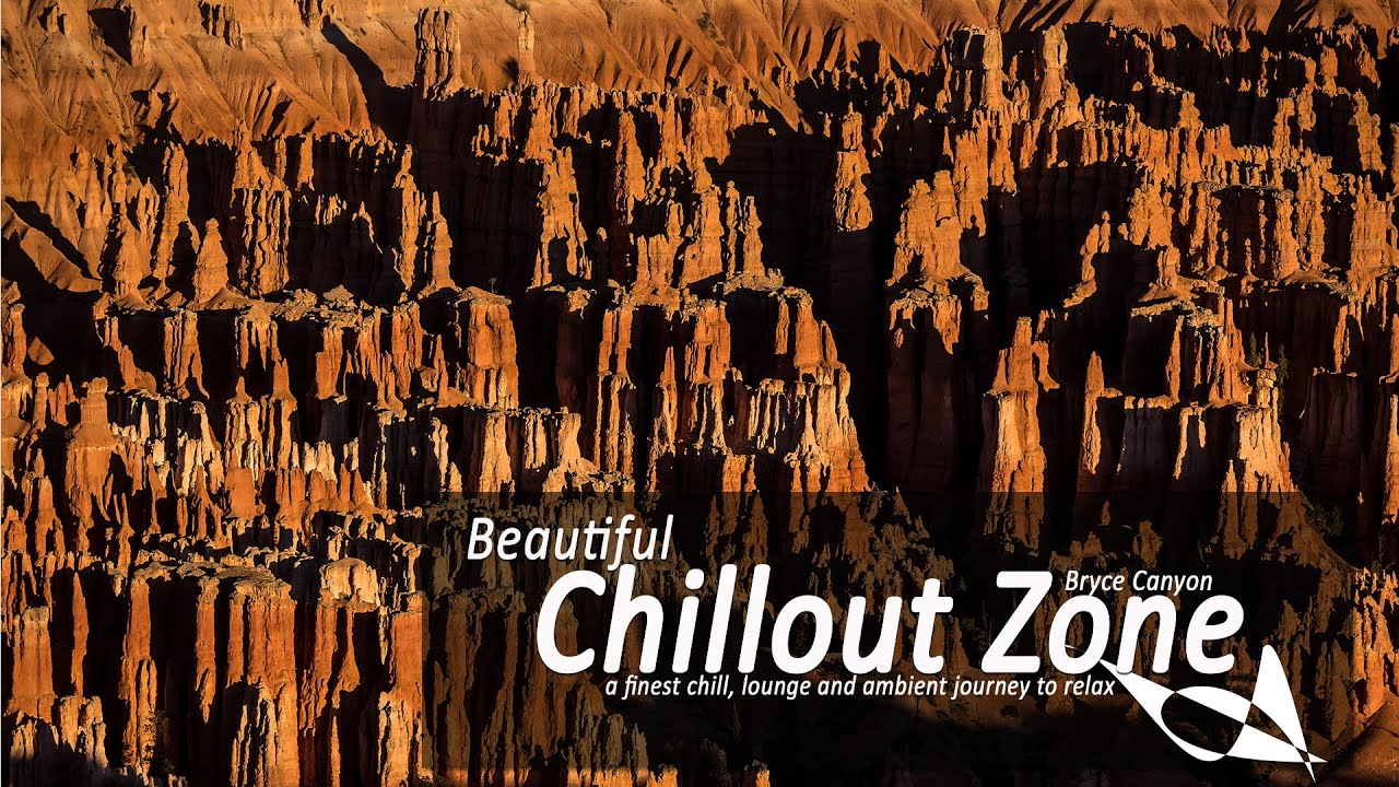 Bryce Canyon USA National Park - a Beautiful Chillout Zone to relax and chill out (Full HD)