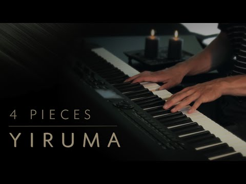 4 Pieces by Yiruma | Relaxing Piano [15min]
