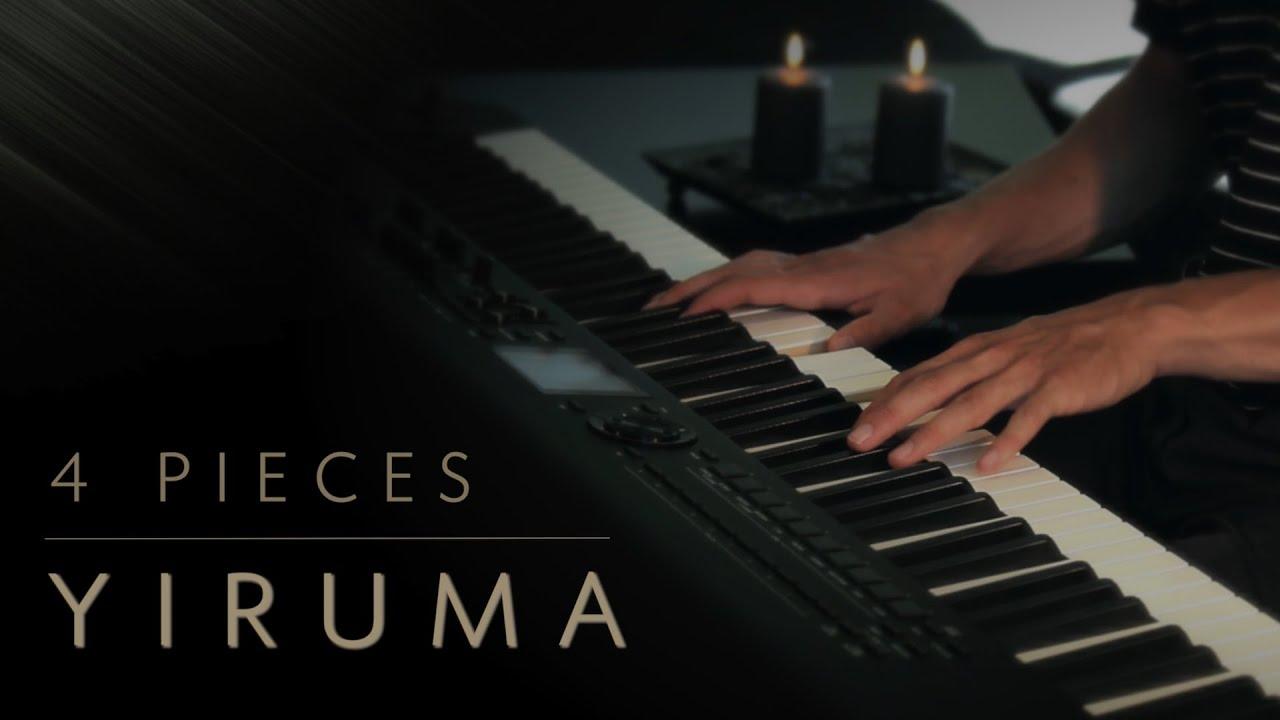 Download 4 Pieces by Yiruma | Relaxing Piano [15min]