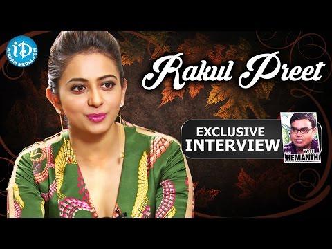 Sarrainodu Movie || Rakul Preet Exclusive Full Interview || Talking Movies with iDream # 154