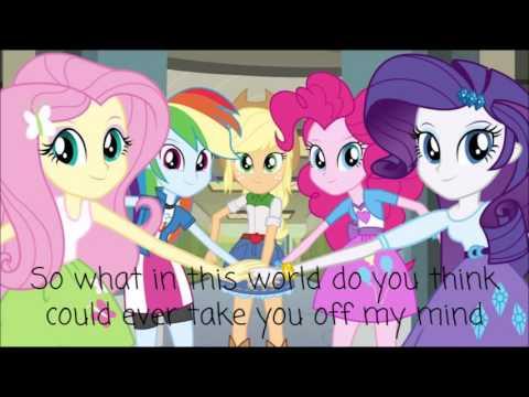 Never Forget You  Zara Larsson  My Little Pony Version Lyric