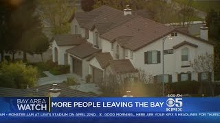 Survey Finds Many Desiring To Leave Bay Area