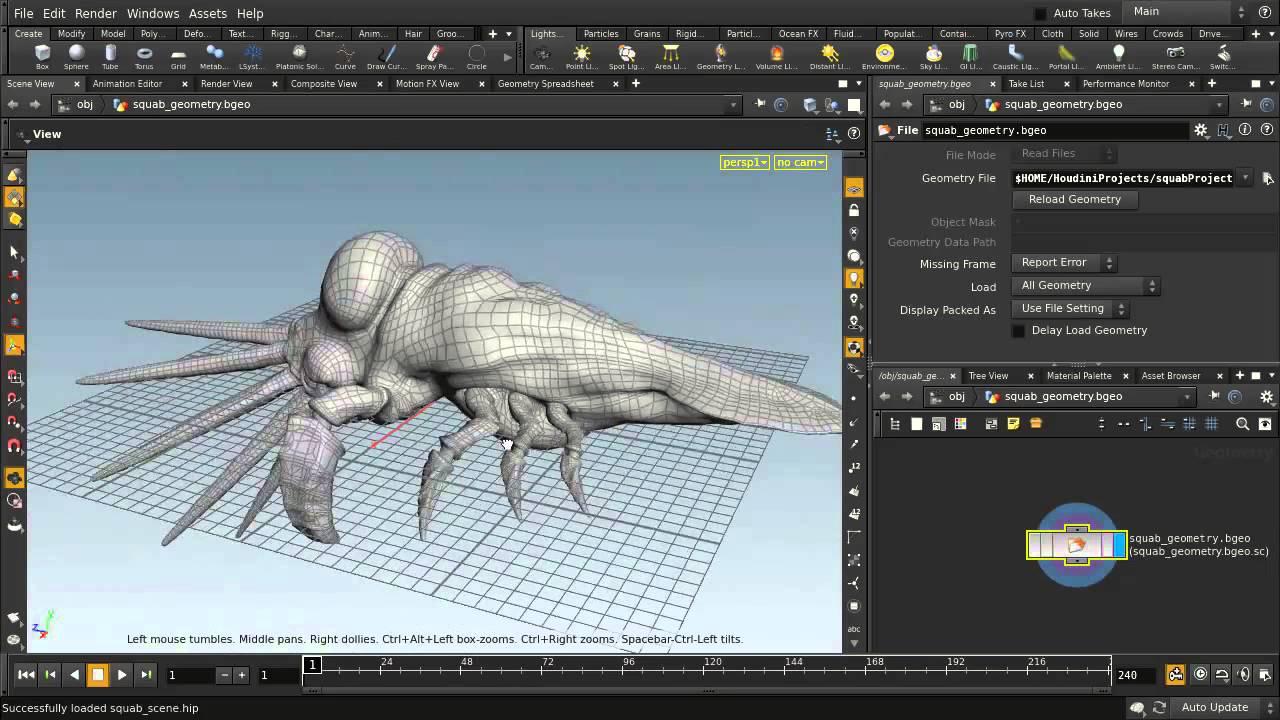 Houdini | Create Projects - YouTube