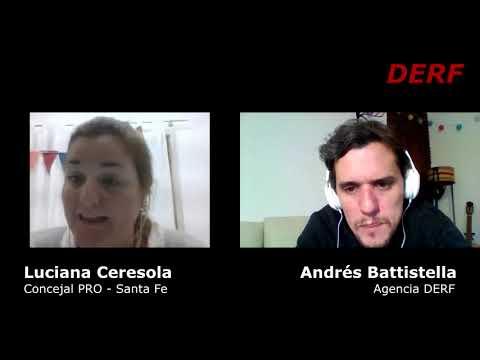 Luciana Ceresola: Nos preocupa la situación de la Granja La Esmeralda